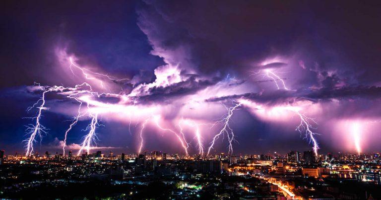 Lightning Damage Claims